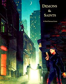 Demons & Saints Core Rule Book