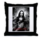 Demons & Saints Throw Pillow
